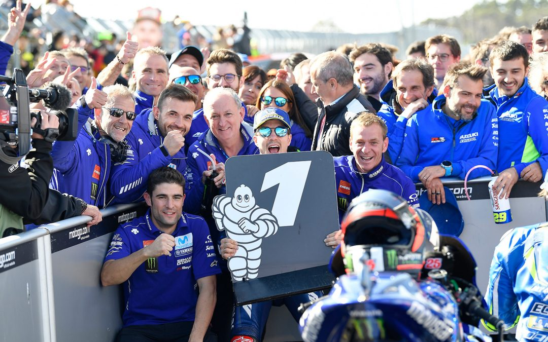 Viñales Banks Brilliant Victory in Australia